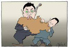 Image result for Karikature Predraga Koraksića Coraxa