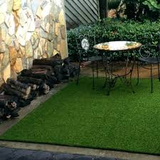 outdoor grass rug artificial fake indoor turf carpet large
