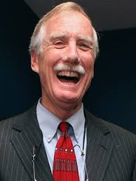 The Mustache Gets Political, Thanks to Senator Angus King of Maine | Allure