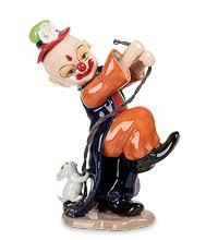 "<b>CMS</b>-23/<b>37 Фигурка</b> ""Клоун"" (Pavone) — купить в интернет ..."