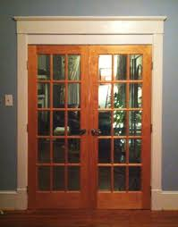 Wooden French Doors Interior Images On Perfect Home Design Style B35 ...