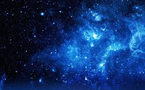 Blue Galaxy Wallpapers - Top Free Blue ...