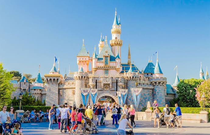 Disney is making a movie about the development of Disneyland