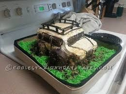 Coolest Homemade Groom Cake Cakes