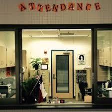 high school office. Attendance Office RHS High School Office O