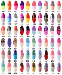 Aliexpress.com : Buy Y&S Hot Sale 8ml Nail Gel Polish Mood Temperature  Thermal Color Change UV/LED Soak Off Gel Nail Polish Fashion Colors from  Reliable gel ...