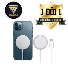 Đế sạc không dây MagSafe chính hãng Apple Sạc Nhanh Cho iPhone 11 và iPhone  12 series và X/XS/XS MAX/8/8PLUS