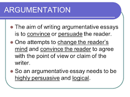 argumentative essay types of claims argumentative essay types of claims