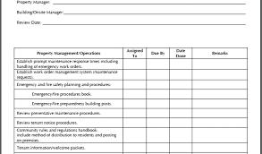 Apartment Comparison Excel Template Property Maintenance Checklist Template Myhotelweb Info