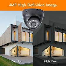 But I think NYXCAM 8CH Home Security Camera System is more suitable for you。Standard Parts 4 Bullet Cameras, 1 DVR with 1TB hard drive, 2 Power Adapter, What the cheapest way to get security cameras outside my home