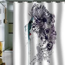 Choosing Best Modern Shower Curtains