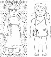 30 American Girl Doll Isabelle Coloring Pages Printable Studioyuzucom