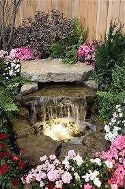 16 gorgeous pond waterfall ideas and
