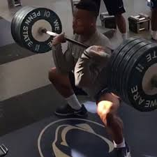 Running Back Saquon Barkleys Now Broken A Penn State