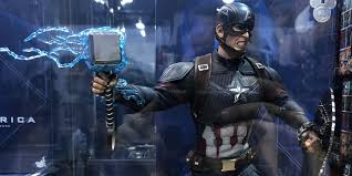 Disney is selling a $300 <b>Captain America figure</b> that captures one of ...