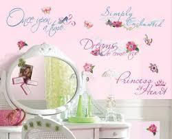 Disney Princess Quotes Impressive Disney Princess Princess Quotes Peel Stick Wall Decal Wall Decal