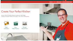 Bunnings Warehouse Kitchen Designer