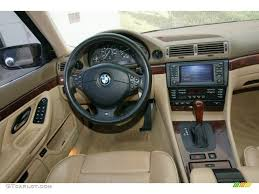 BMW Convertible bmw 740il 2000 : Bmw 740i 2001 Interior - image #47