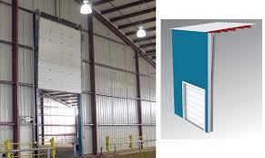 vertical door lift