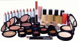 what s in your makeup kit