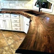 home depot wood superb make a kitchen best for countertops bathroom diy sealer