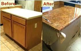 how to resurface in kitchen refacing laminate countertops painting worktops uk resurfacing look like granite