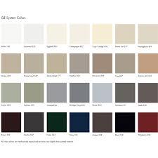 Alcoa Coil Stock Color Chart Aluminum Trim Coil Color Chart Www Bedowntowndaytona Com