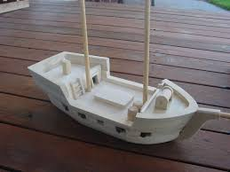 wooden pirate ship plans