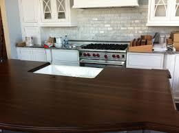 Kitchen Countertops Options Kitchen Wood Countertop Counter Tops Used Countertops Metal