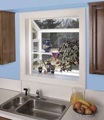 Garden Kitchen Windows How To Decorate Garden Windows For Kitchens So That The Windows