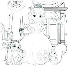 Coloring Pages Online Disney Princess Barbie Princess Coloring