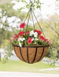 <b>Hanging Baskets</b> and <b>Flower Pots</b> - Free Shipping | Gardeners.com