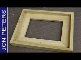 float frame without a table saw