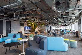 Office design sydney Niche Lets Start In The Main Reception Foyer As You Can See Its Very Open Inspired Spaces Inside Atlassian We Got An Exclusive Look At The Tech Companys New
