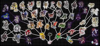 Digivolution Web 01 Botamon By Chameleon Veil Digimon