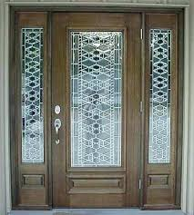 stained glass entry doors stained glass panels for front doors s stained glass front doors for
