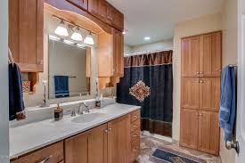 looking for storage in your bathroom check out theses upper  looking for storage in your bathroom check out theses upper cabinets around vanity