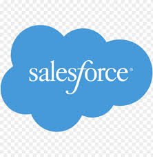 Salesforce Logo Salesforce Transparent Logo Png Image With Transparent