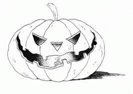 Disegni Zucca Di Halloween Da Colorare
