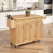 Epping Kitchen Island with Wood Top Reviews Joss Main