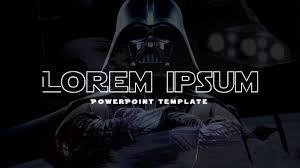 star wars template star wars powerpoint templates 15 master bundles