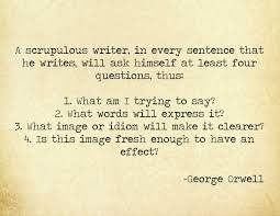 Famous Quotes Of George Orwell 1984 Quotes