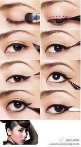 makeup tutorial simple cat eye shadow tutorial