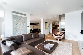 brown leather living room. brown sofa living room contemporary with leather