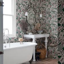 bathroom wallpaper. Playing Card Bathroom Wallpaper. Wallpaper