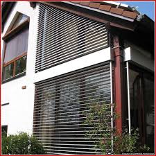 Fenster Rollos Außen Sichtschutz Rollo Aussenbereich Luxus