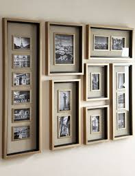 large wooden collage photo frames 23 best large collage picture frames images on large template