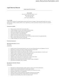 Attorney Sample Resume Mediation Attorney Law Sample Resume
