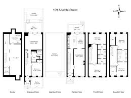row house floor plans brownstone row house floor plans inspirational best brownstone images on row house