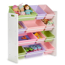 furniture toy storage. Amazoncom HoneyCanDo SRT01603 Kids Toy Organizer And Storage Bins WhitePastel Kitchen U0026 Dining Furniture O